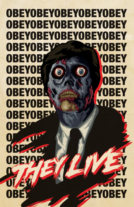 they-live-fan movie posters