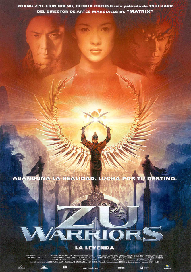 Zu Warriors movie