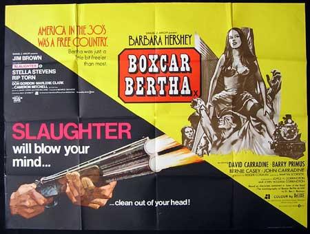Boxcar Berta nude film