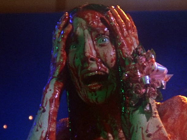 Carrie-best horror film
