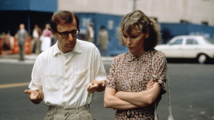 classic Woody Allen movies