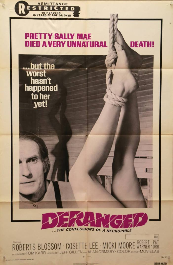 dirty Deranged movies