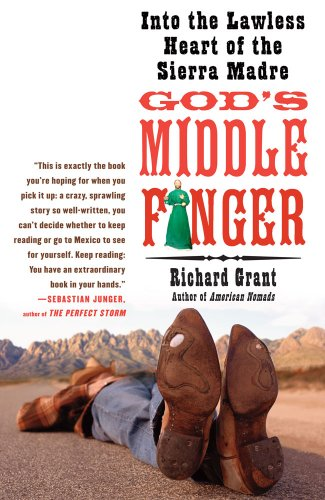 God's Middle Finger book