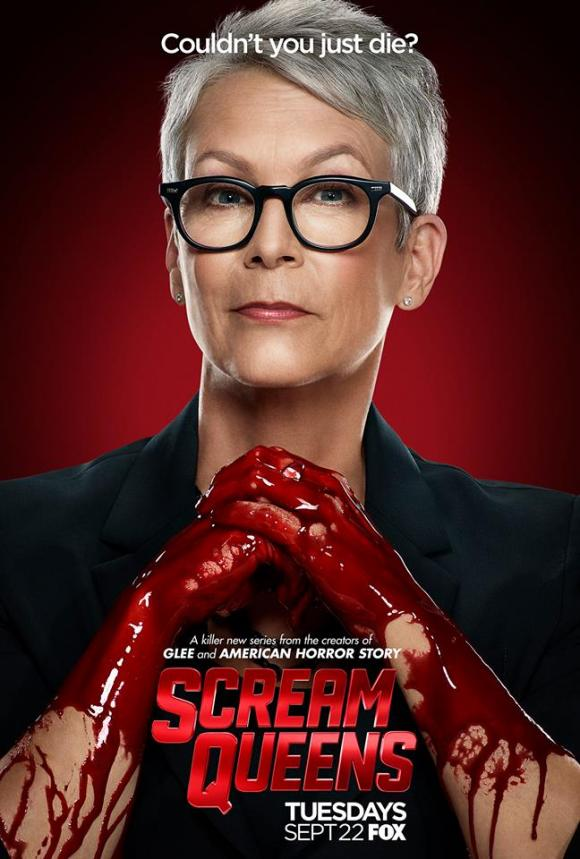 Jamie Lee Curtis Scream Queens