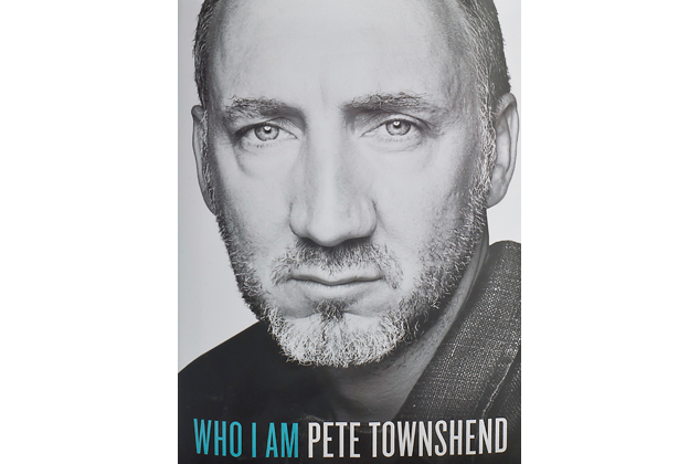 Pete Townshend book