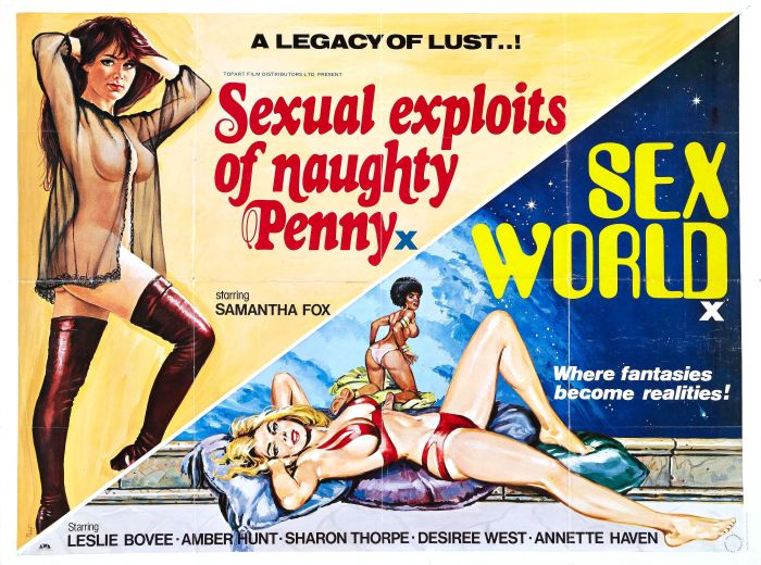 sexual exploitation movies