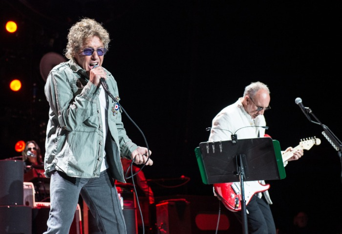 The who 50th anniversary tour