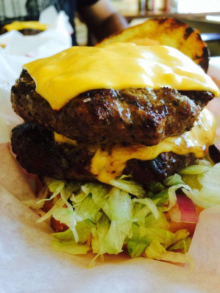 world's best cheeseburger