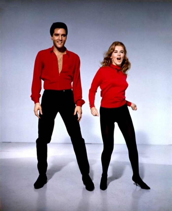 ann-margret elvis presley movie