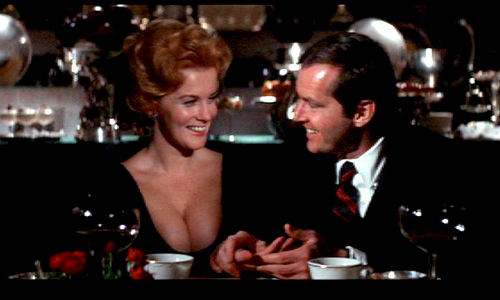 Ann-Margret Jack Nicholson
