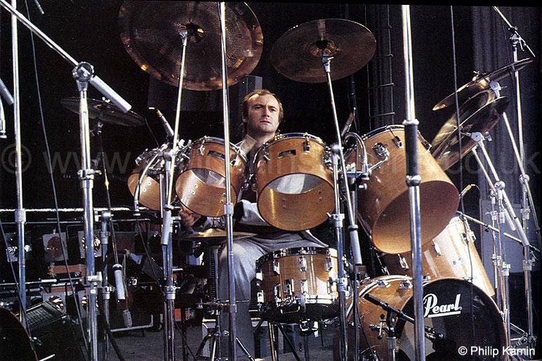 Genesis Phil Collins Peter Gabriel Great Music