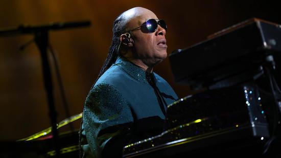 Chicago Stevie Wonder live