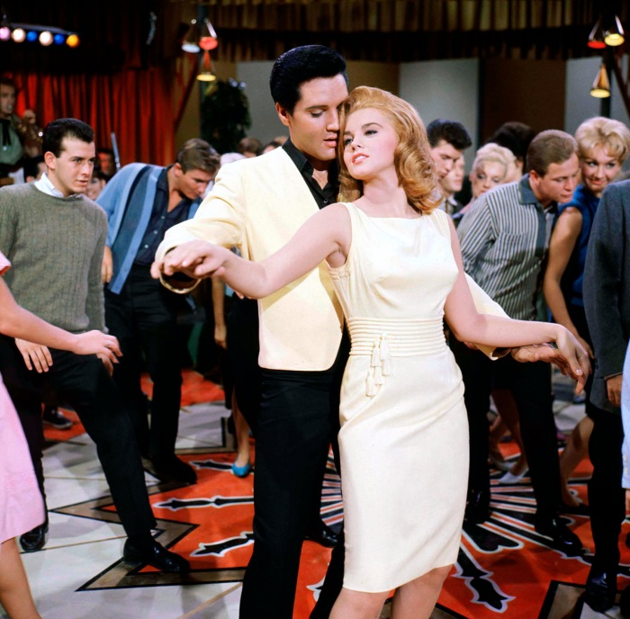 Elvis and Ann-Margret