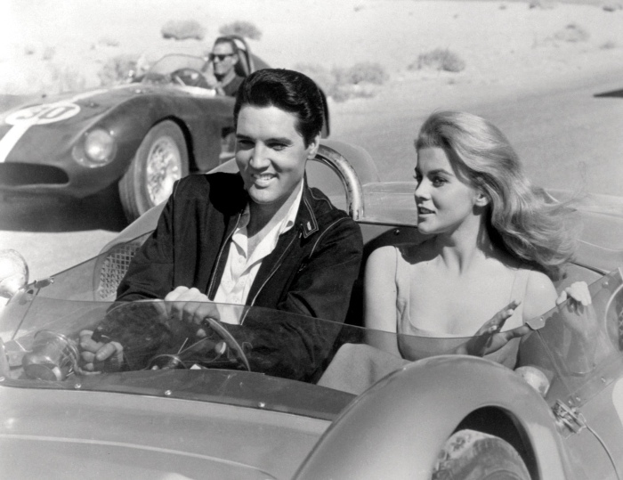 Elvis Presley Las Vegas movie
