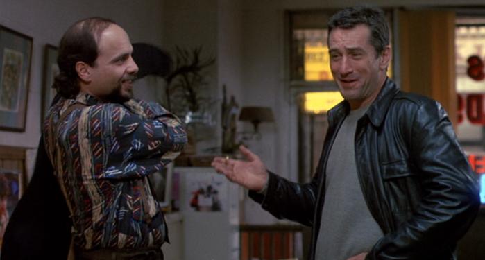 Midnight Run Joe Pantoliano Robert DeNiro Comedy movie