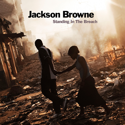 new Jackson Browne music