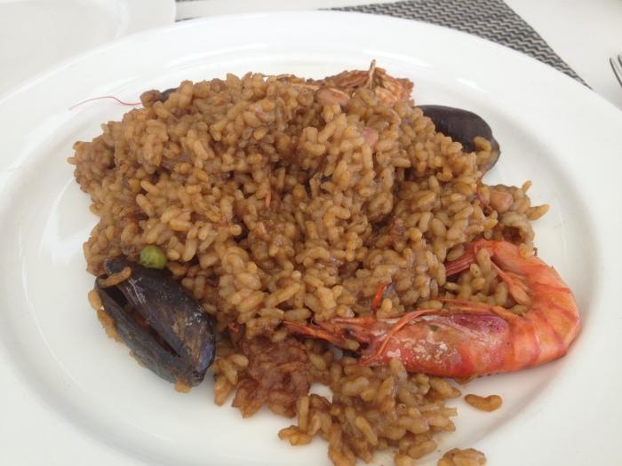 Spain's best food