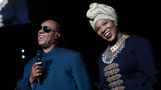 Stevie Wonder India Arie