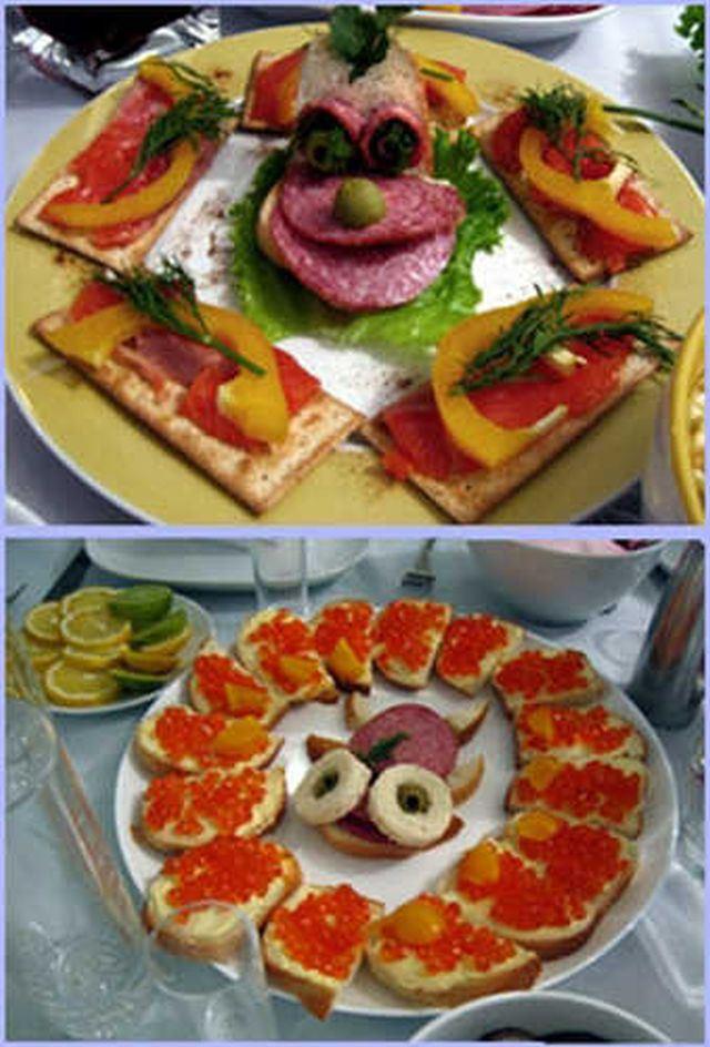 worst food art
