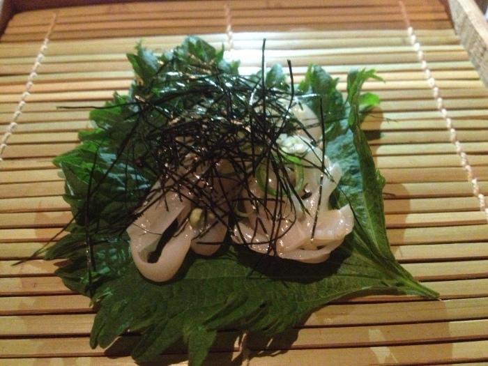 Comerc24 razor clam pasta