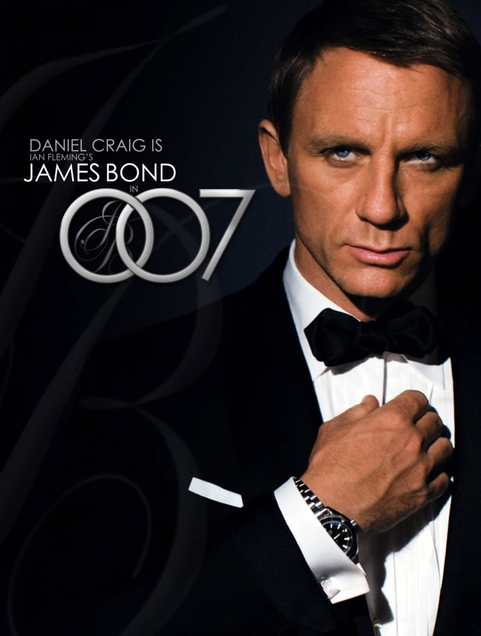 new james-bond
