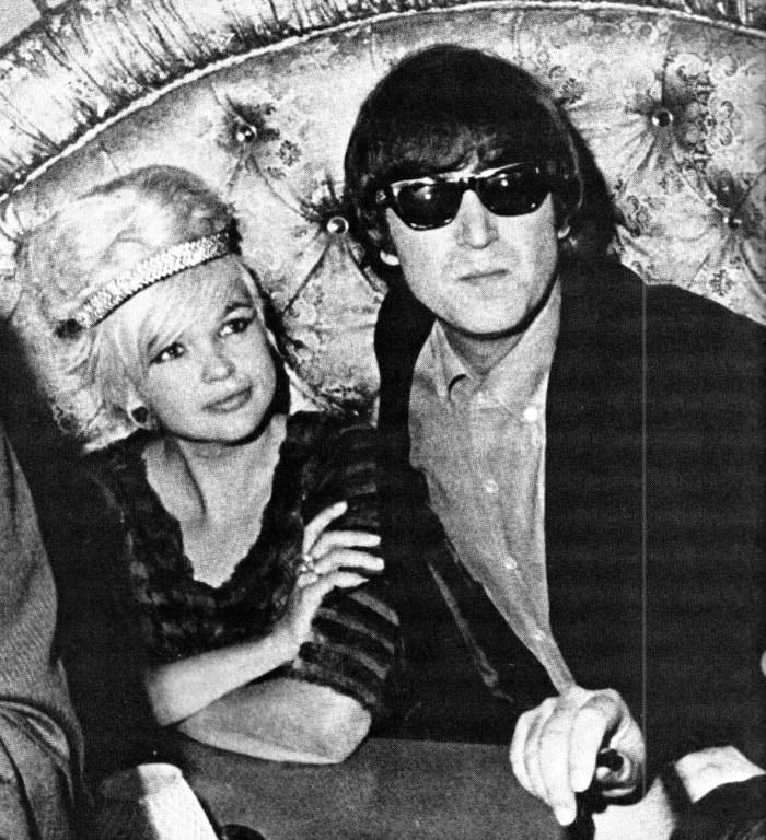 Jayne Mansfield John Lennon
