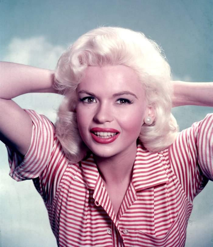 Jayne Mansfield Marilyn Monroe look