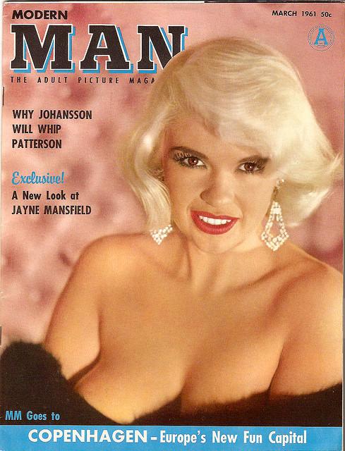Jayne Mansfield Modern Man