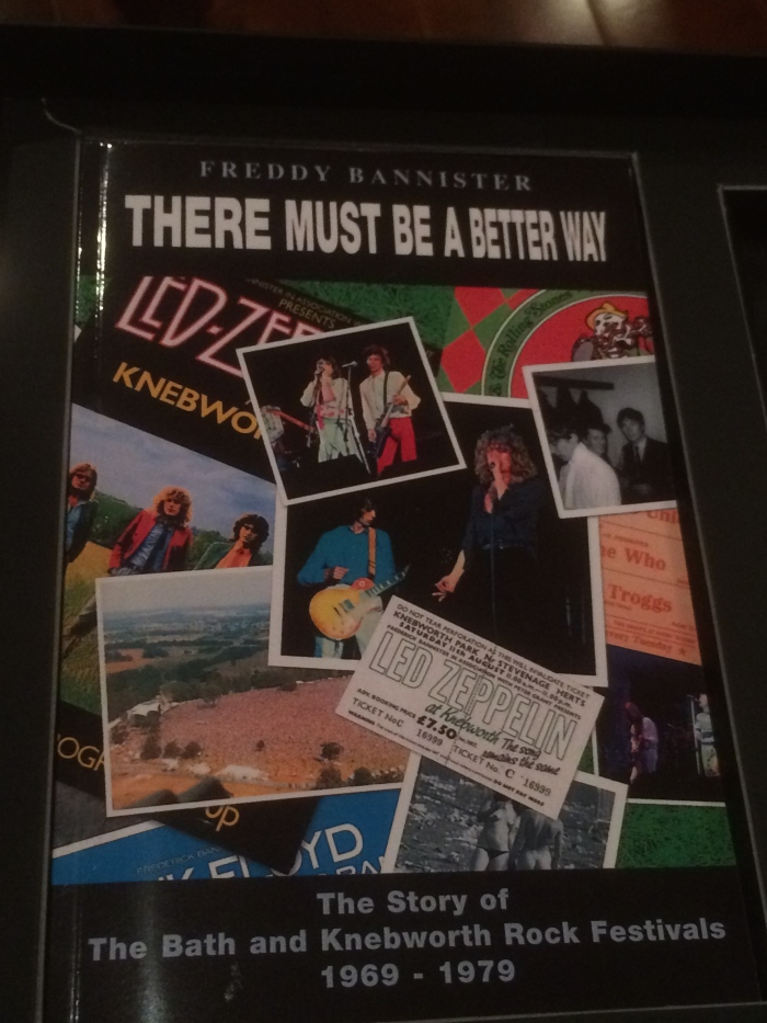Led Zeppelin Knebworth memoir