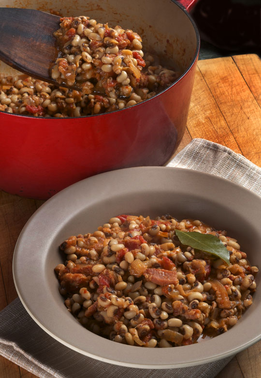 "Happy New Year And A ""Hoppin' John"" To You All!"