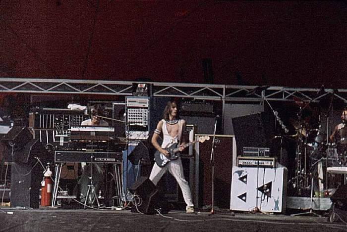Todd Rundgren Knebworth 1976