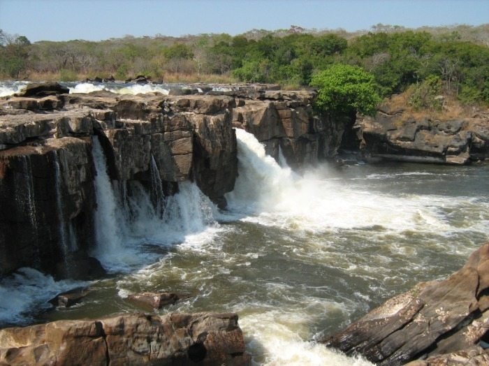 Africa Malagarasi river