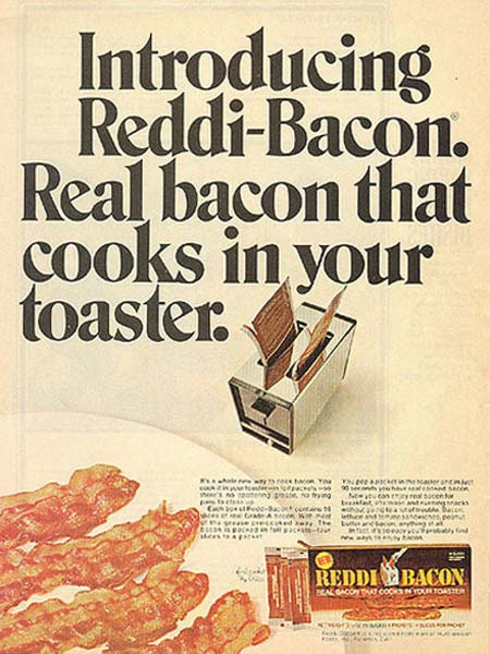 bacon nostalgia