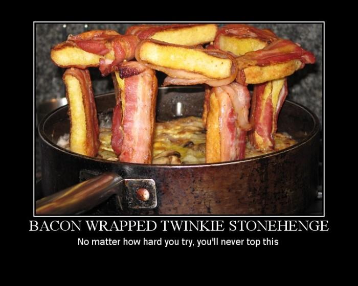 bacon-stonehenge