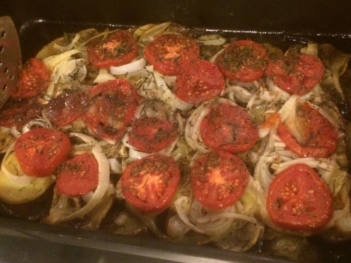 baked provencal gratin recipe
