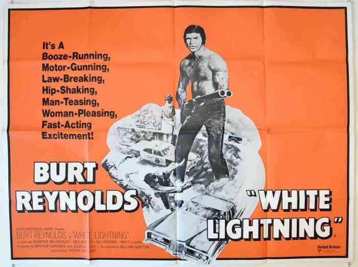 Burt Reynolds moives