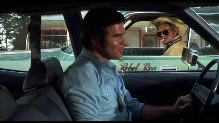 Burt Reynolds White Lightinig