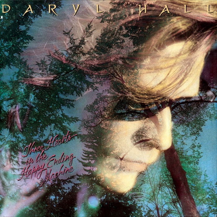 Daryl Hall solo music