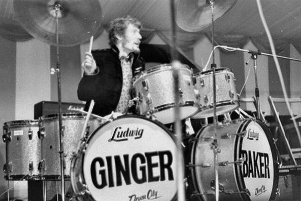 Ginger baker gestorben