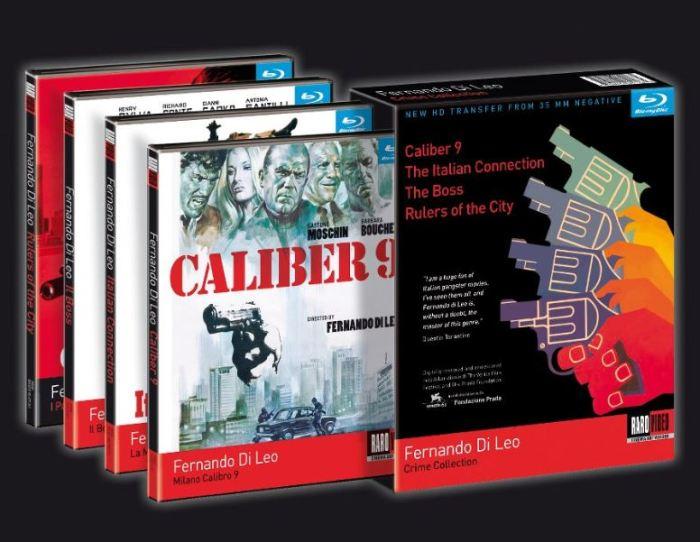 italian crime thrillers