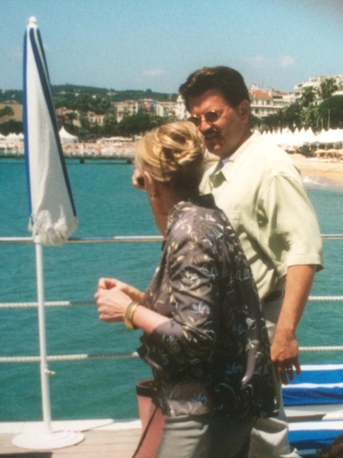 Joan Rivers Cannes 2000
