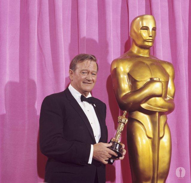 John Wayne Academy Award