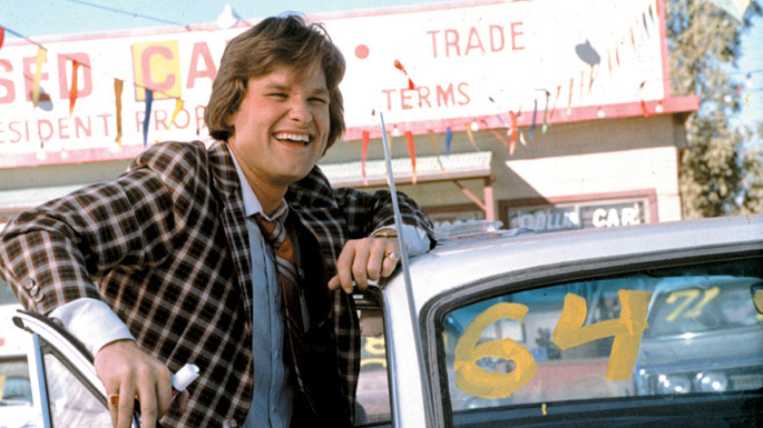 happy birthday kurt russell used cars escape from new york the thing classic 80 s kurt. Black Bedroom Furniture Sets. Home Design Ideas
