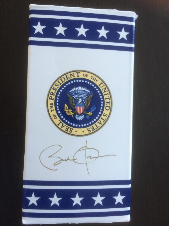 President Obama souvenirs