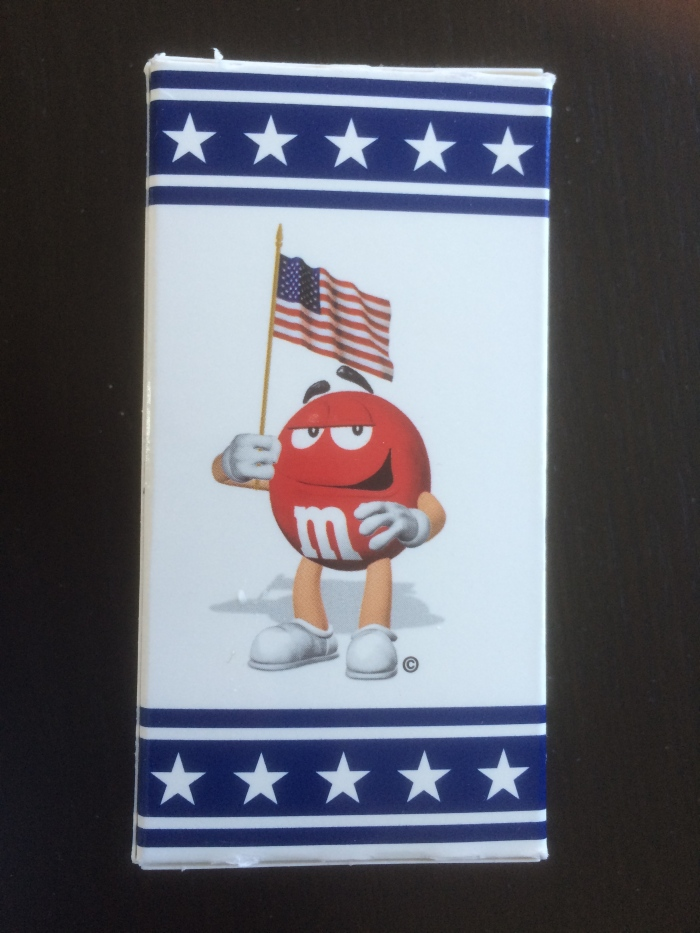 Presidential M&Ms