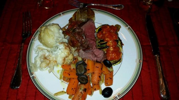provencal lamb dish