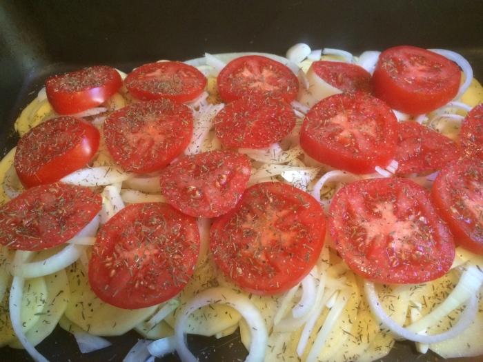 provencal potato recipes