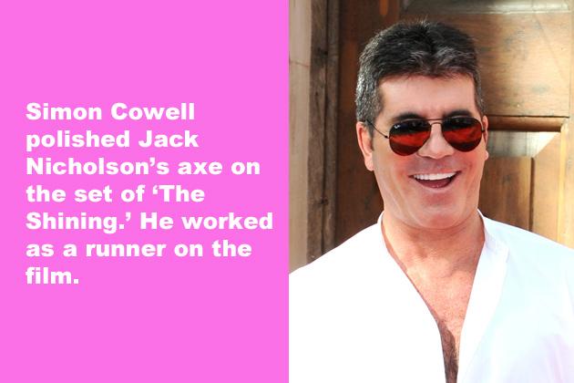 Simon Cowell trivia