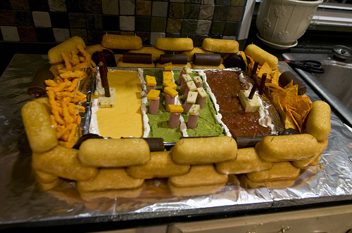 super bowl twinkie stadium