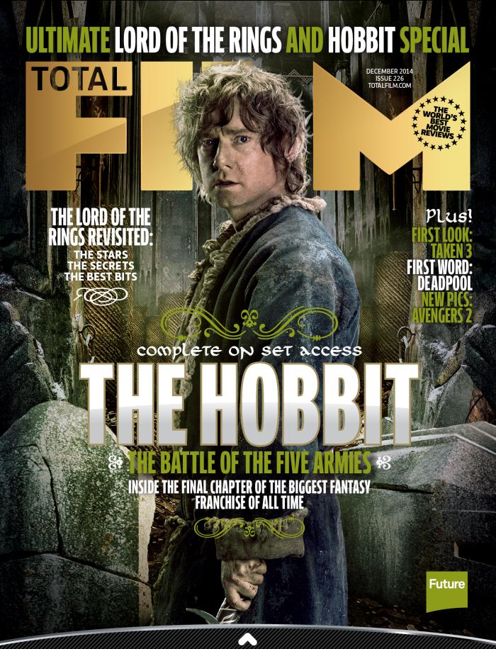 Total Film magazine